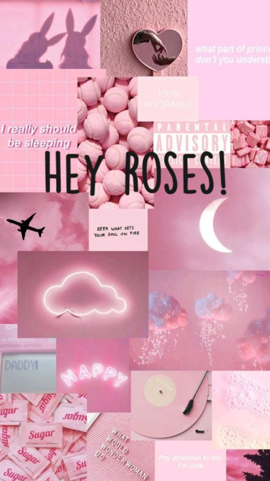 Hey roses!