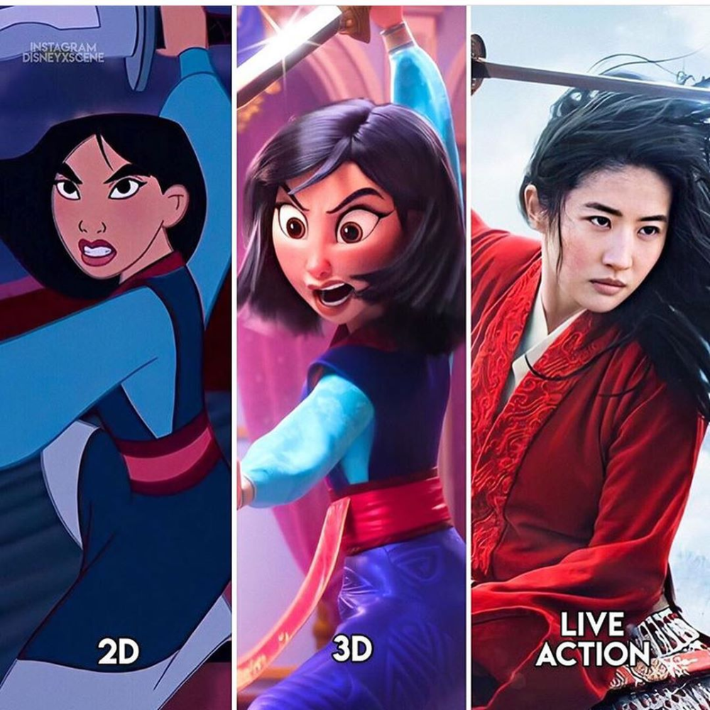 What Is Your Favourite Disney Animation Films Version in