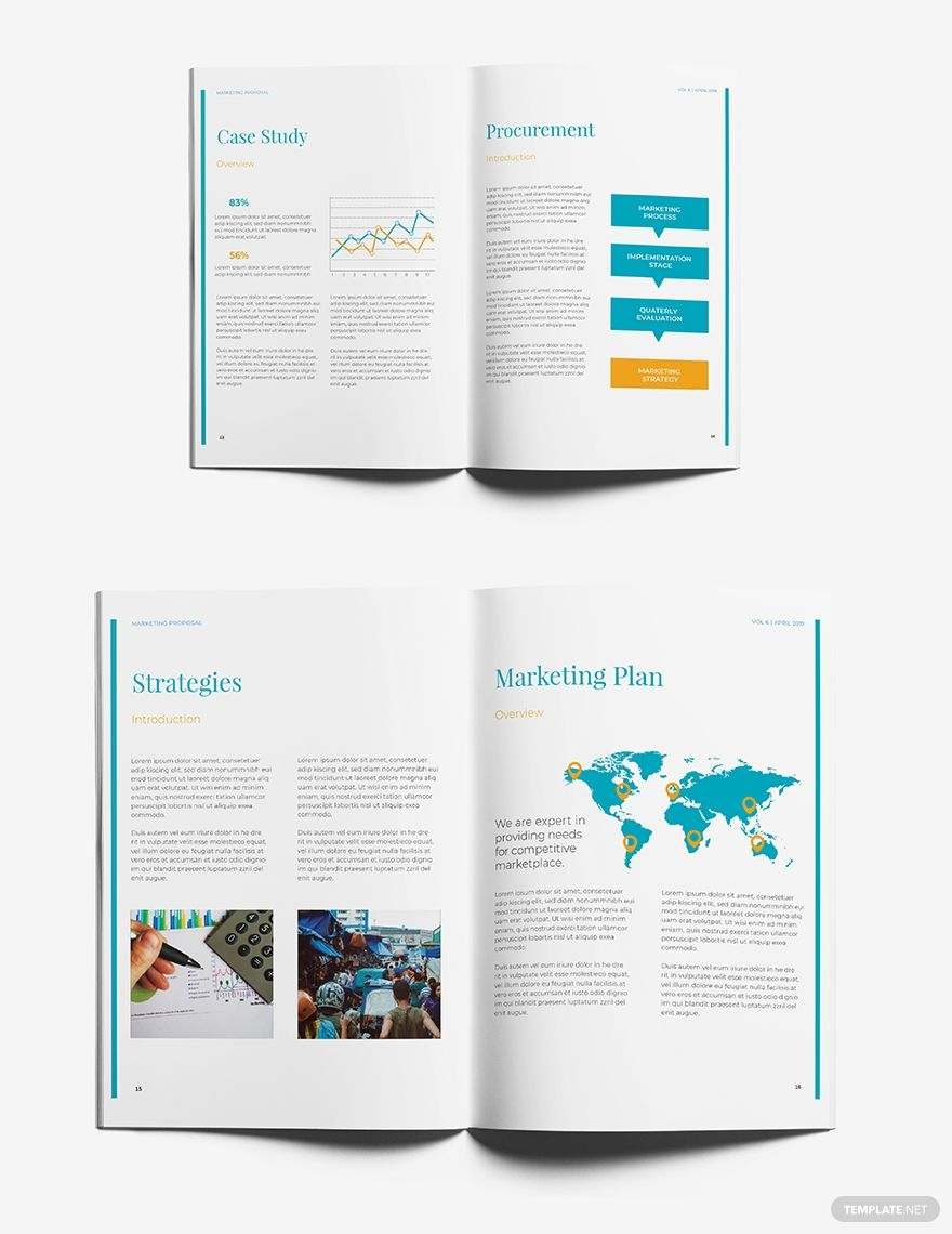 First Quarter Marketing Proposal Template Free Pdf Google Docs Indesign Word Apple Pages Psd Pdf Template Net Marketing Proposal Marketing Plan Template Proposal Templates