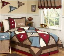 All Star Sports Bedding Set by JoJo Designs