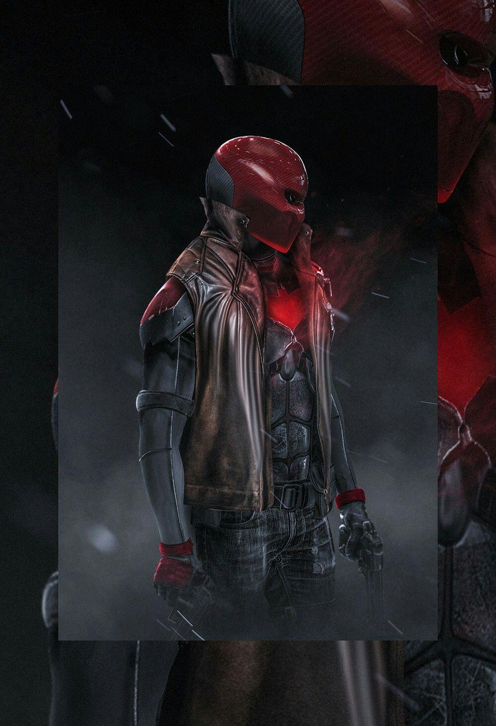 Kode LGX Red Hood | Jason Todd Red Hood | Pinterest | Red ...