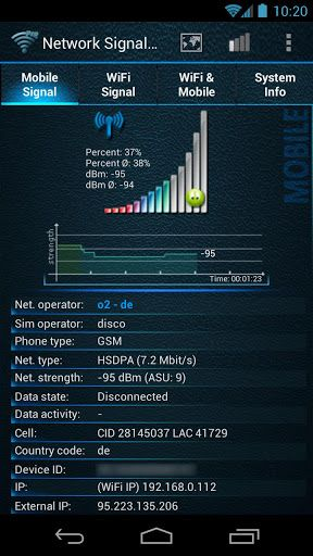 Network Signal Info Pro v1 71 5 apk Requirements: 2 1+