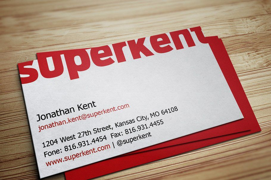 Large Type Business Card Graphic Design Templates Business Cards