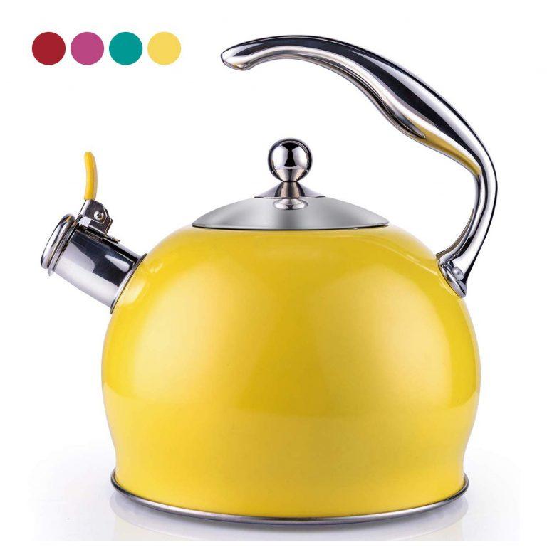 Top 10 Best Tea Kettles In 2020 Reviews Tea Kettle Kettle Tea Pots