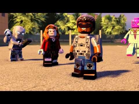 LEGO Marvel's Avengers PS4 indir