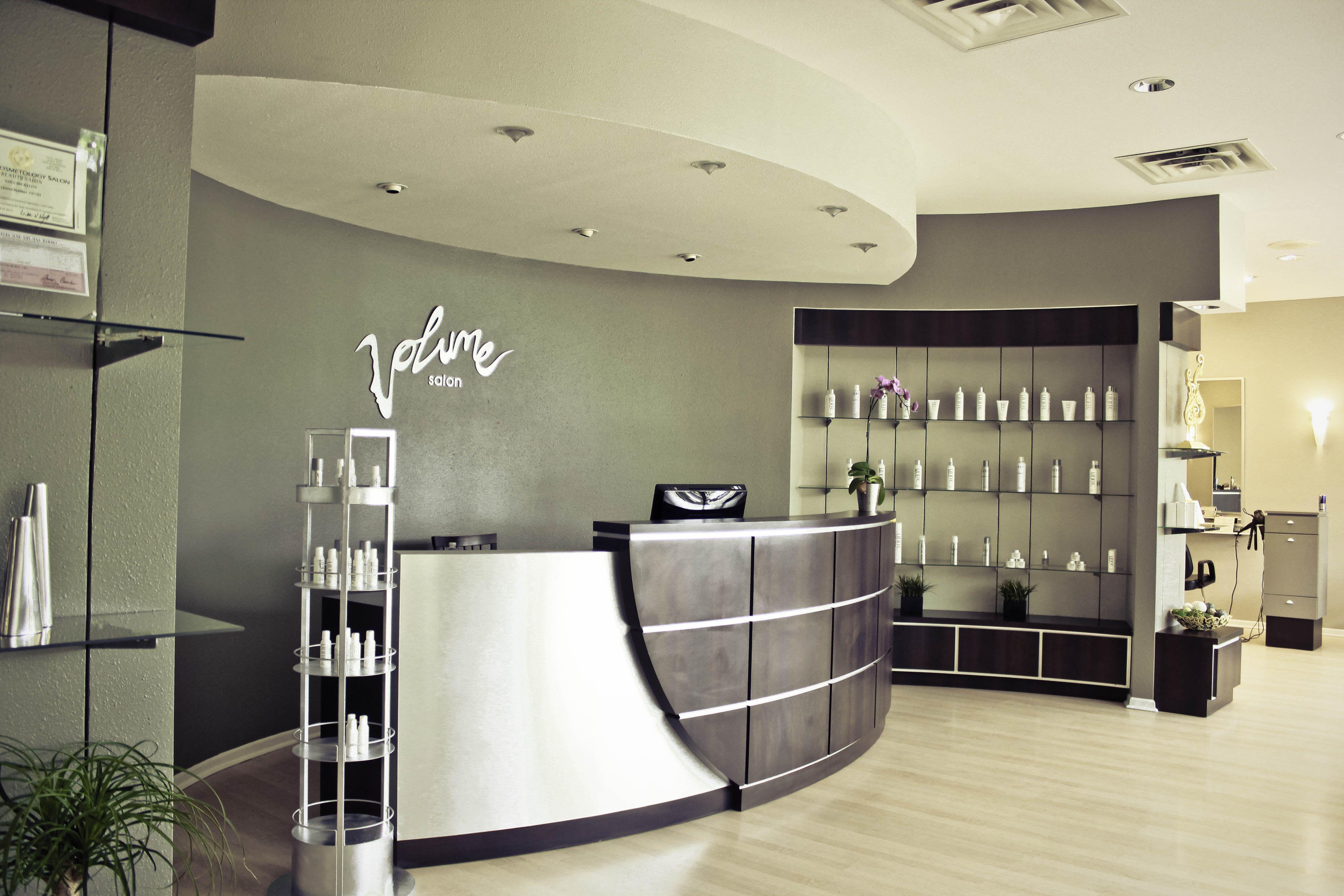 desks milan equipment desk reception salon index for