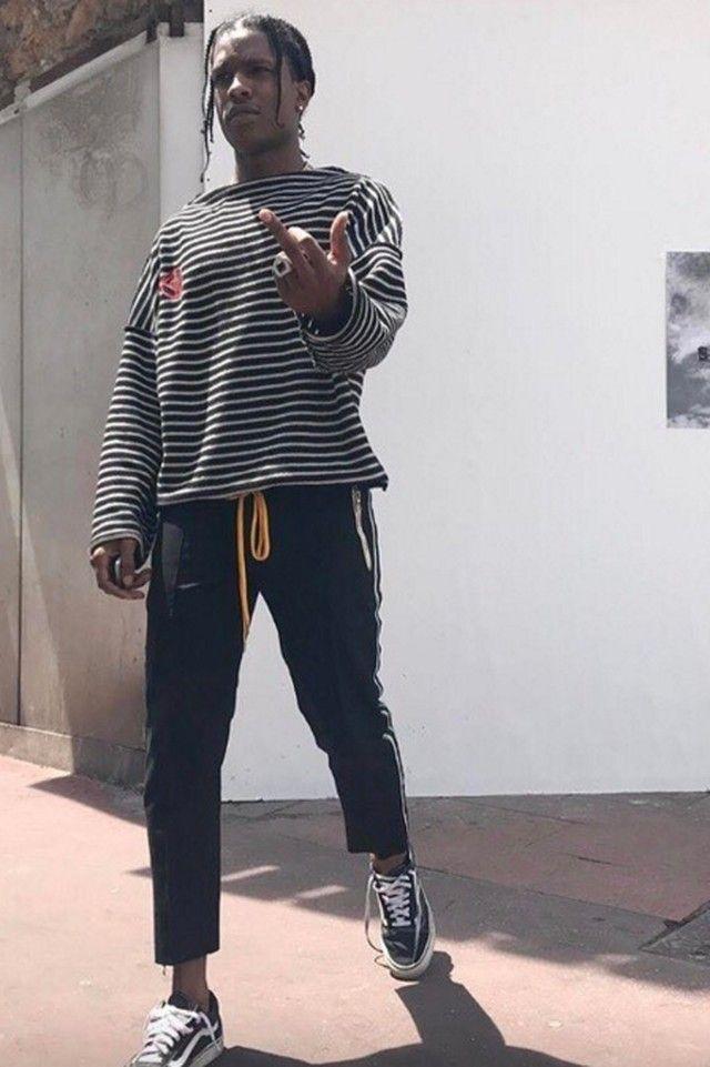 9e54f8d1297c9 ASAP Rocky - Boss status on в 2019 г. | A$AP Rocky | Хип хоп, Стиль ...