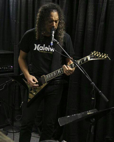 Kirk 'The Ripper' Hammett♡