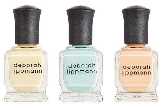 Deborah Lippmann's 'Spring Reveries' nail colors
