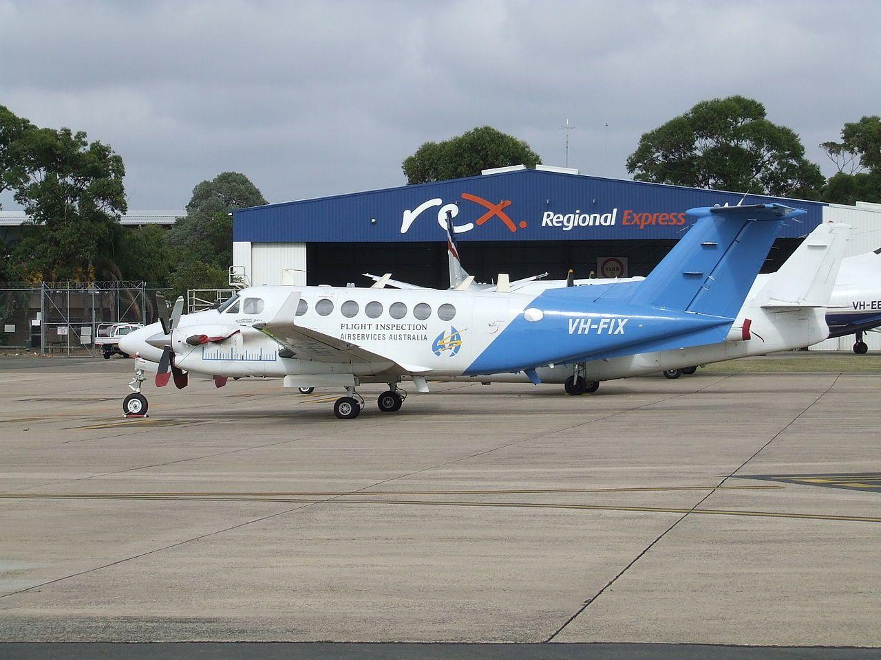 VHFIX Beechcraft Super King Air Wikipedia, the free