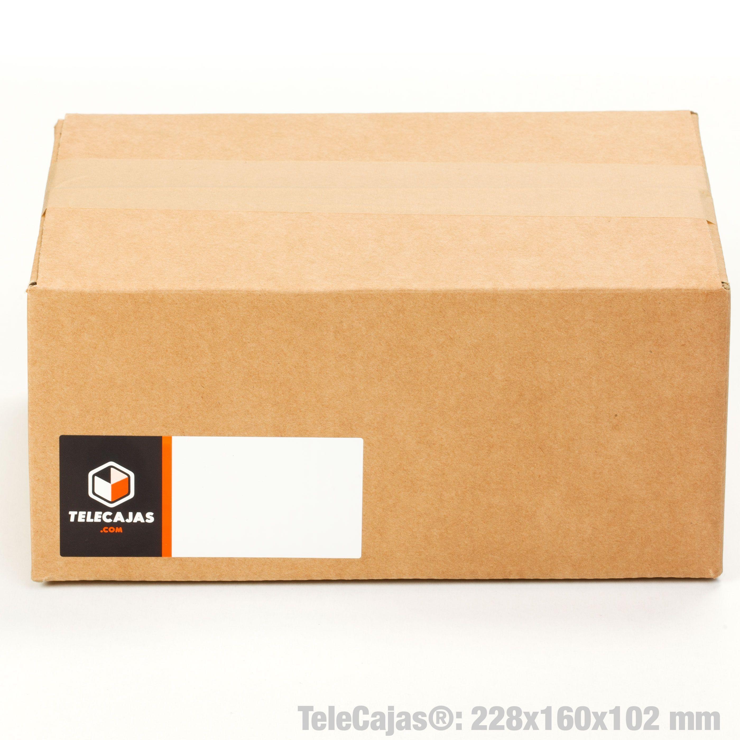 152x152x152mm cajas de almacenamiento para mudanzas y env/íos varios tama/ños peque/ñas Packitsafe Cajas de cart/ón de canal simple medianas y grandes 6 x 6 x 6