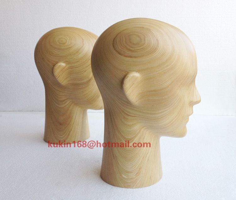 Wholesale High Quality Wood Head Mannequin Male Mannequin Heads For Hat Display Alibaba Com Hat Display Male Mannequin Mannequin Heads