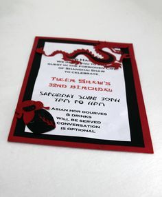 shanghai nights casino party theme invitation idea chinese theme parties chinese new year party