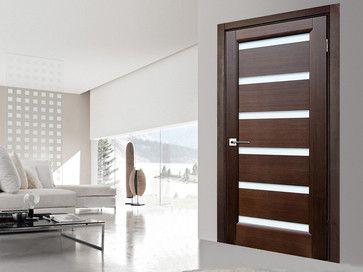 Modern Interior Doors / Contemporary Interior Doors - interior doors - new york - Liberty Windoors Corp.