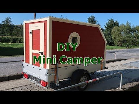 Wohnwagen Selber Bauen Youtube
