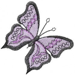 Machine Embroidery Designs Embroidery Design Pack: Butterflies