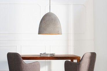 Moderne Hängeleuchten design beton hängeleuchte cement collection i 40cm home