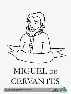 La Eduteca: BIOGRAFÍAS   Miguel de Cervantes