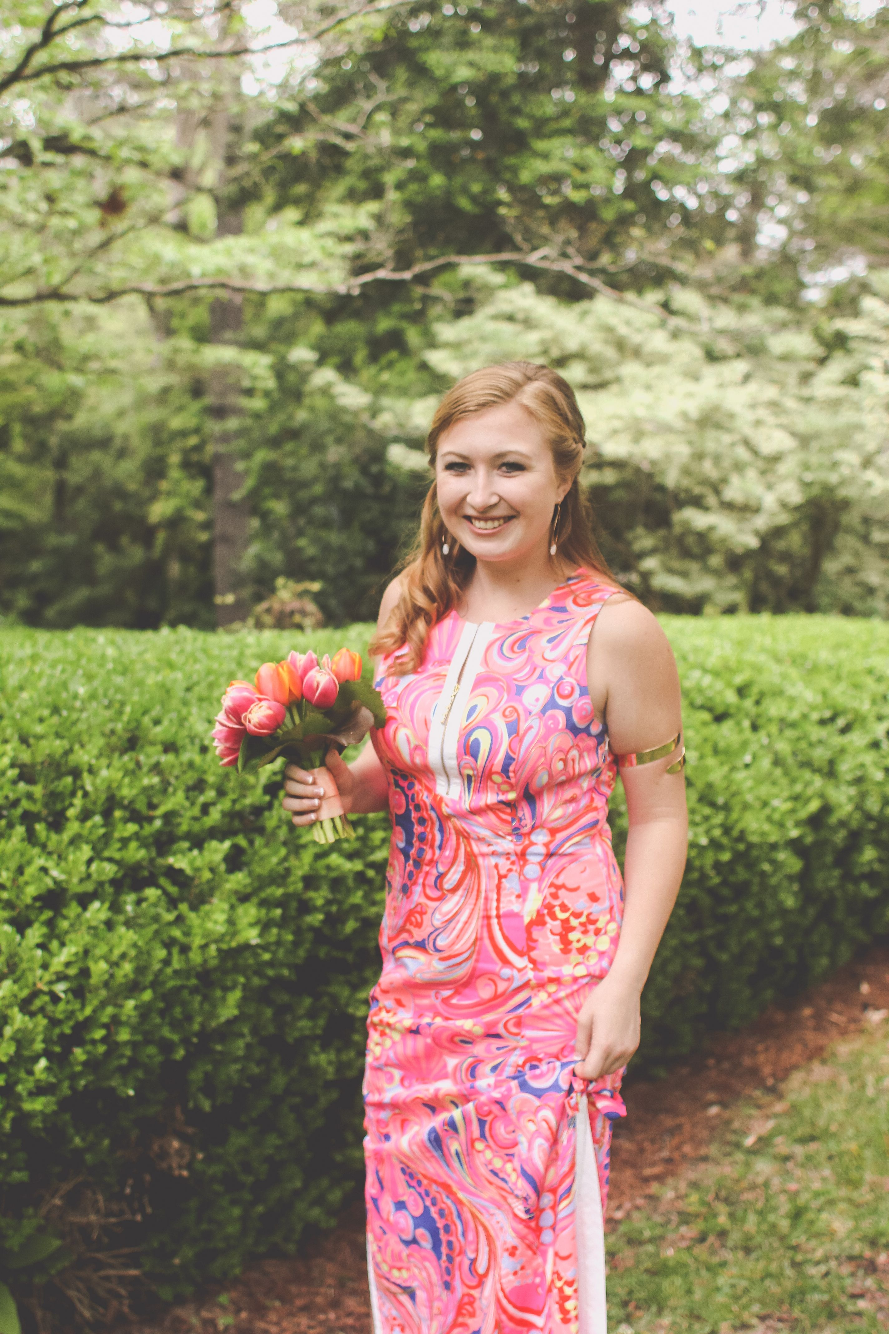 Lilly Pulitzer Prom Dress | Prom/homecoming | Pinterest