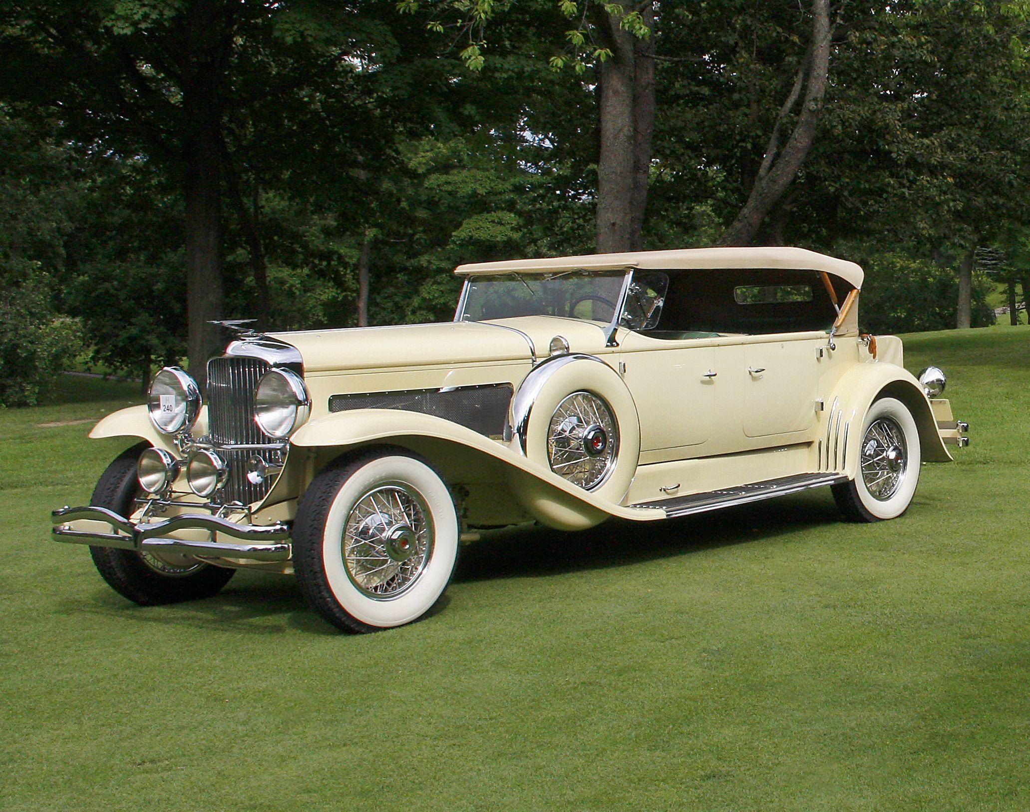 1931 Duesenberg Model ...