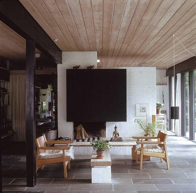 Friis Og Molke Modernist Interior Scandinavian Modern House Interior Architecture