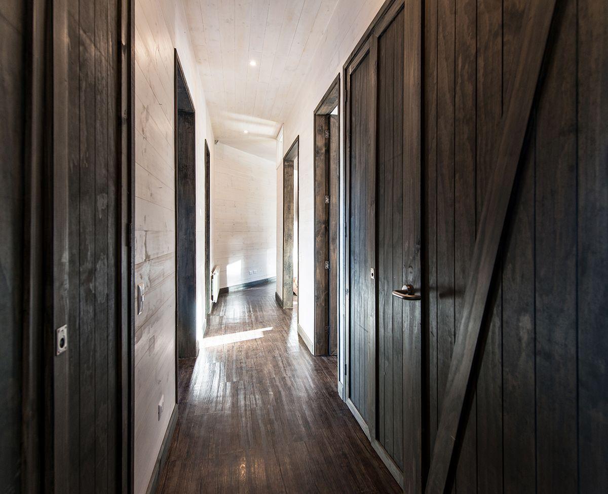 Casa Rh Arquitectos Chile Y Estudios # Muebles Puyehue