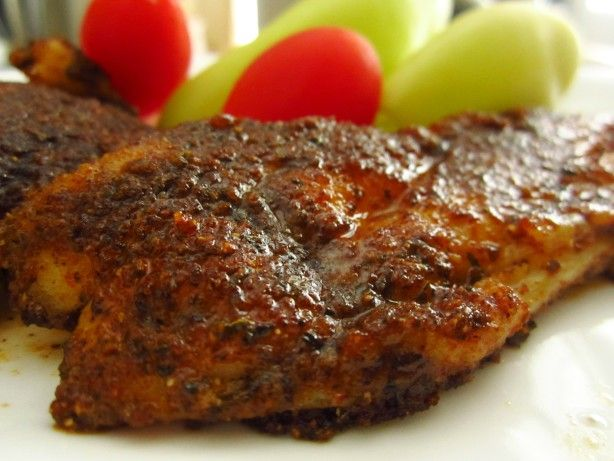 Blackened Trout -   24 fish recipes trout