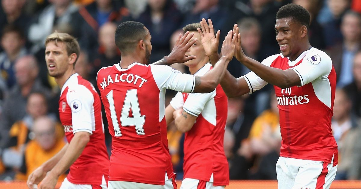 Hull 14 Arsenal PLAYER RATINGS Iwobi stars as Gunners