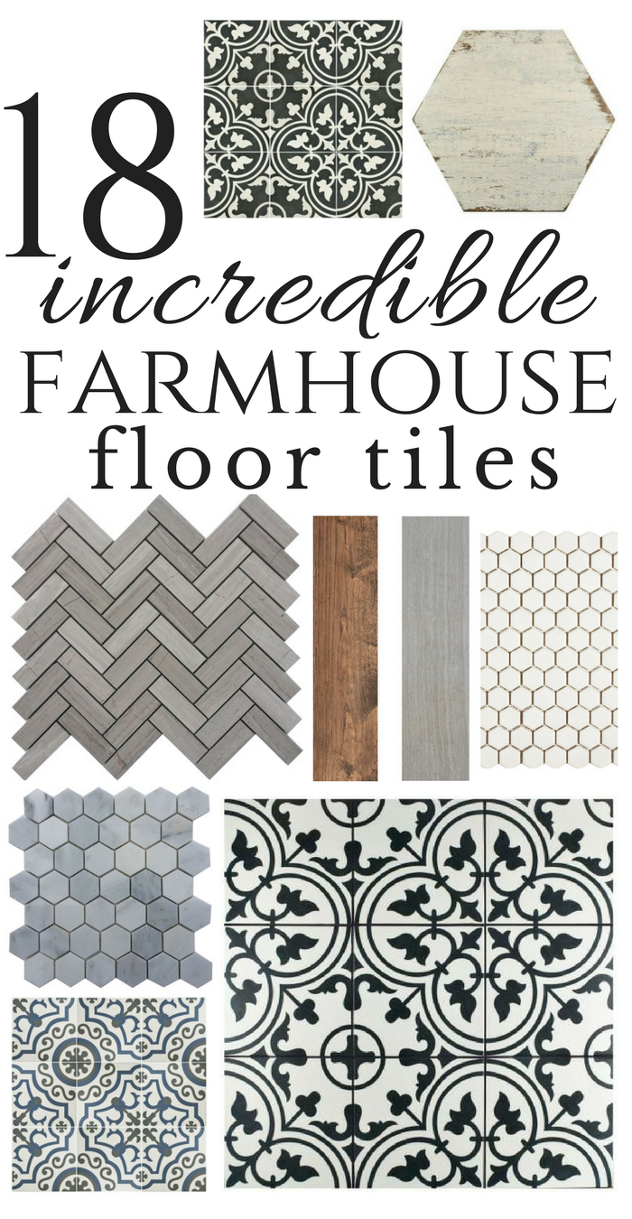 18 Incredible Farmhouse Bathroom Floor Tiles Farmhouse Flooring Bathroom Floor Tiles Faux Wood Tiles