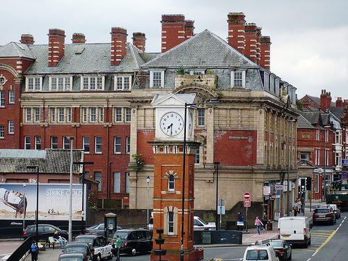 Altrincham town centre in 2019 Places Altrincham