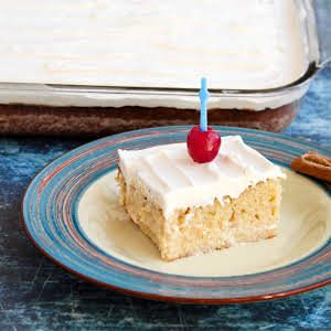 Mom's Tres Leches Cake