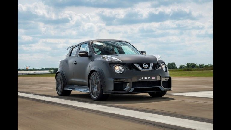 WEST SUSSEX, England (June 25, 2015)   The Birth Of The Nissan. Nissan V6Nissan  Juke MpgPerformance ...