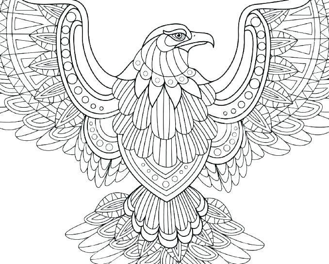 adler mandala  ausmalbilder ausmalbilder zum drucken