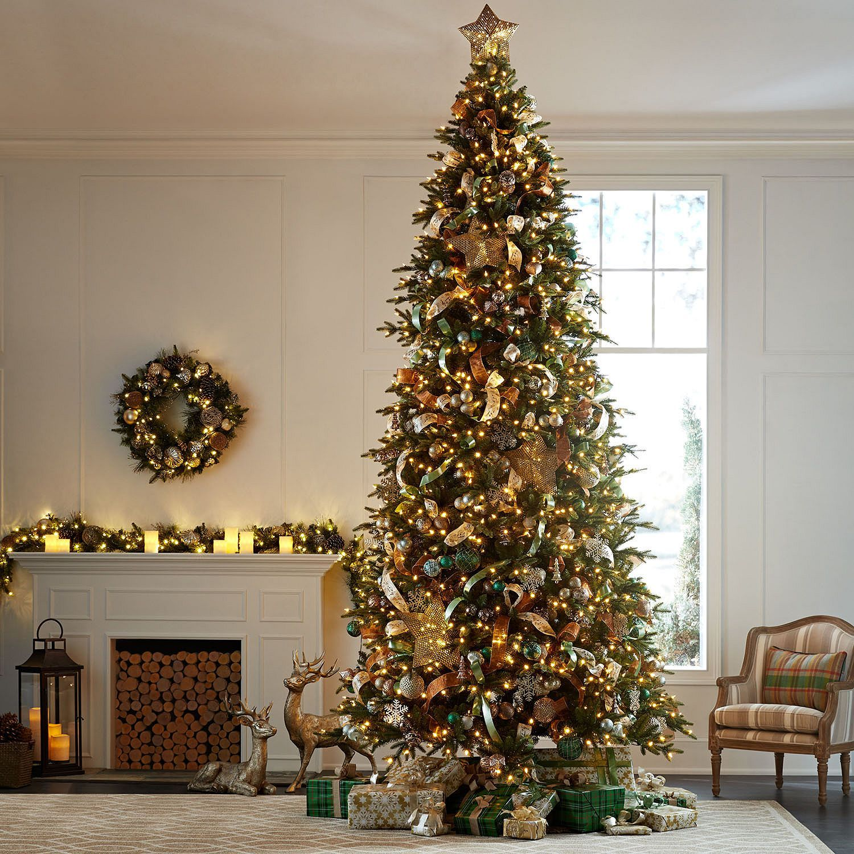 Member S Mark 12 Frasier Fir Christmas Tree Sam S Club In 2020 Spruce Christmas Tree Fir Christmas Tree Pre Lit Christmas Tree