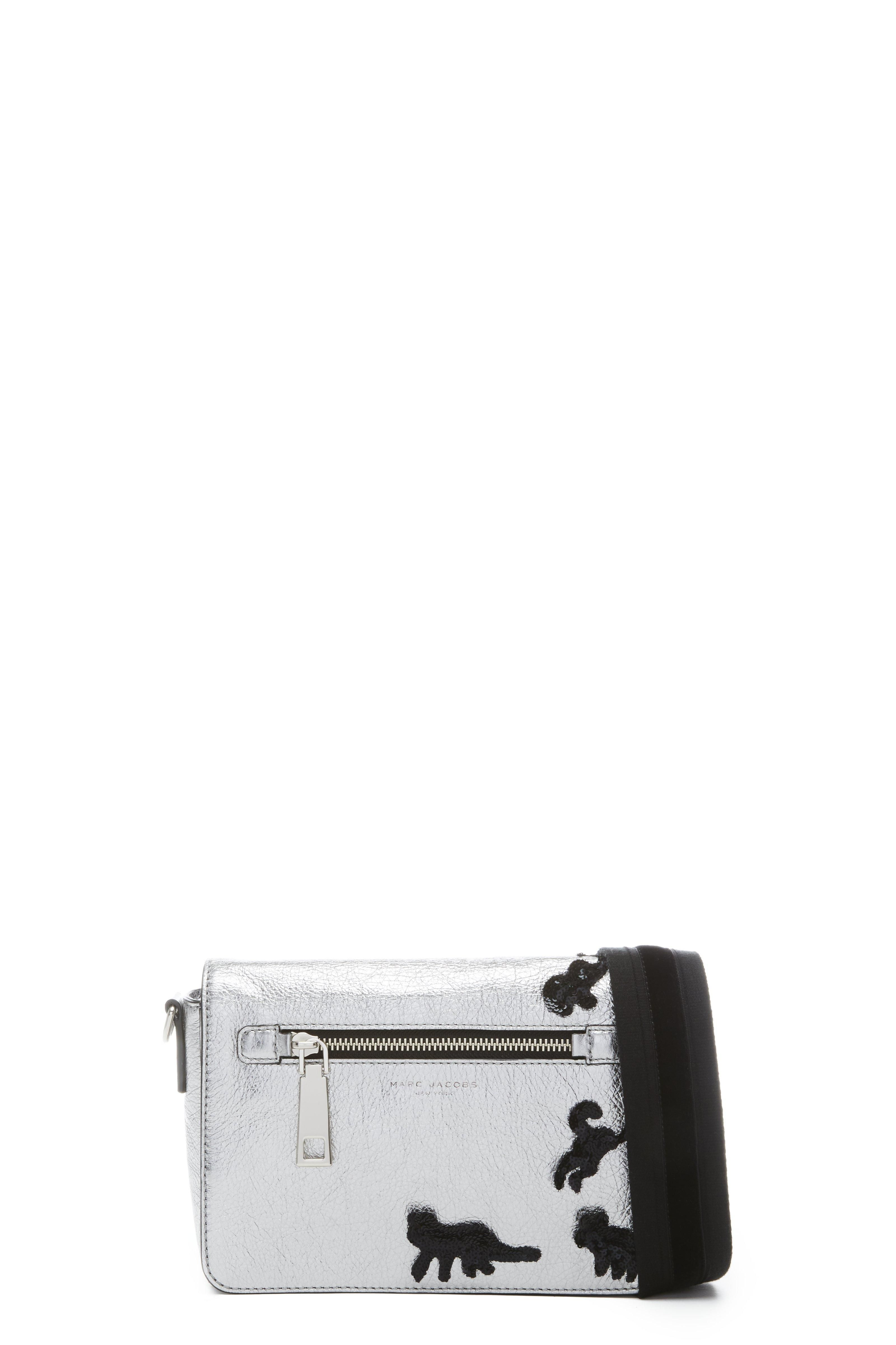 c3162326c4 Marc Jacobs Handbag, Marc Jacobs Bag, Animal Bag, Small Shoulder Bag, Gotham
