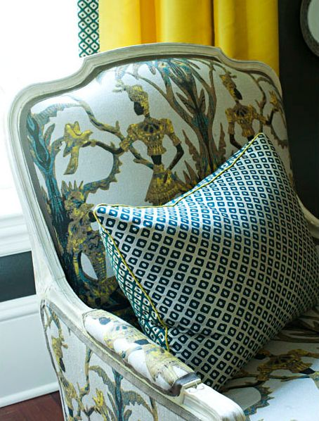 Just Discovered Barrie Benson And Adore This Paring Of Fabrics
