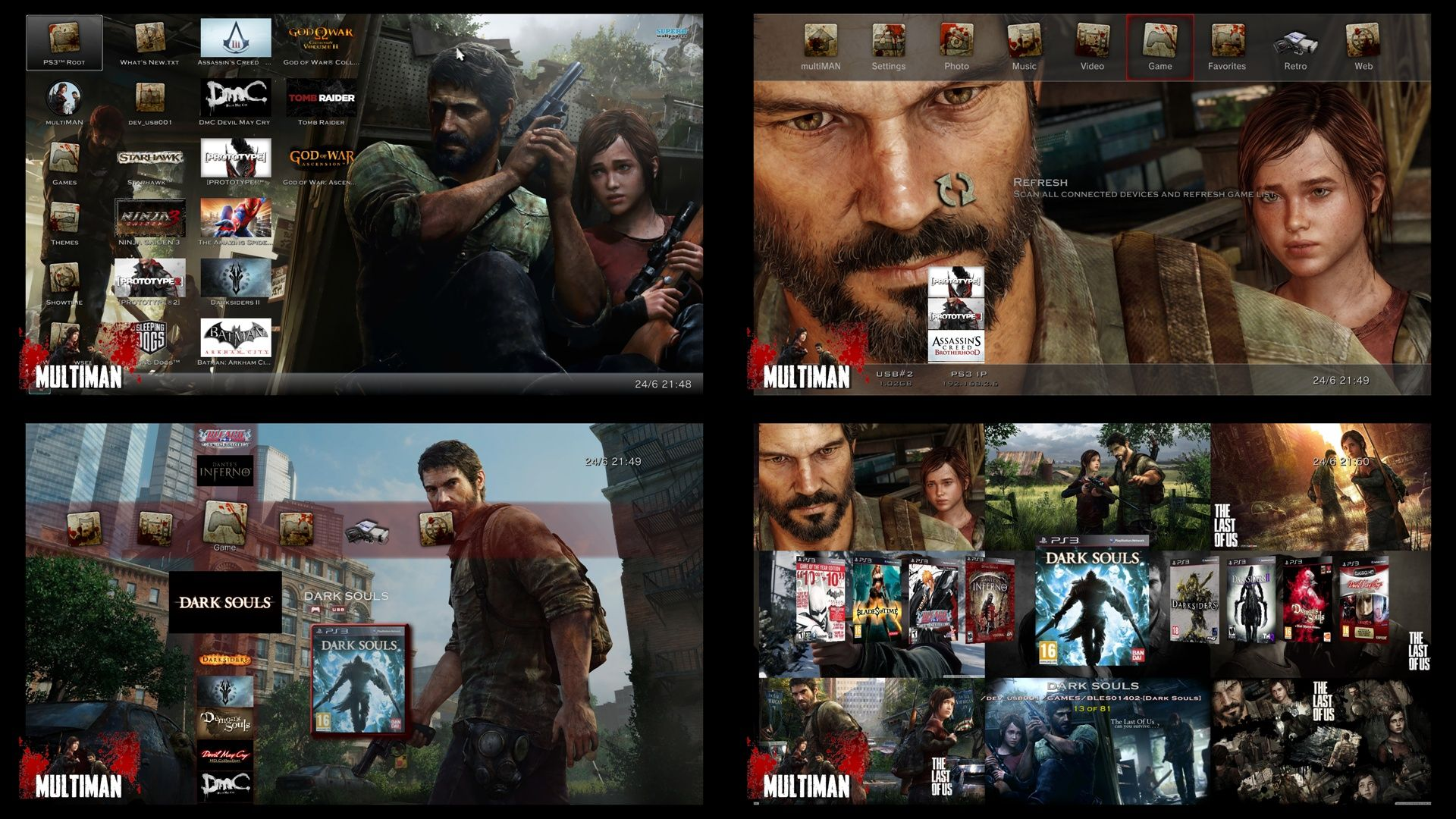 Multiman Ps3 Themes Free Download Hcode123 Ps3cfwfix