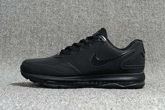 172acdb7bc032 2018 Purchase Nike Air Zoom All Out Low 2018 All Black Noir