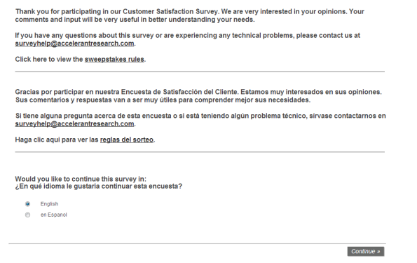 Family Dollar Customer Satisfaction Survey WwwTellfdCom
