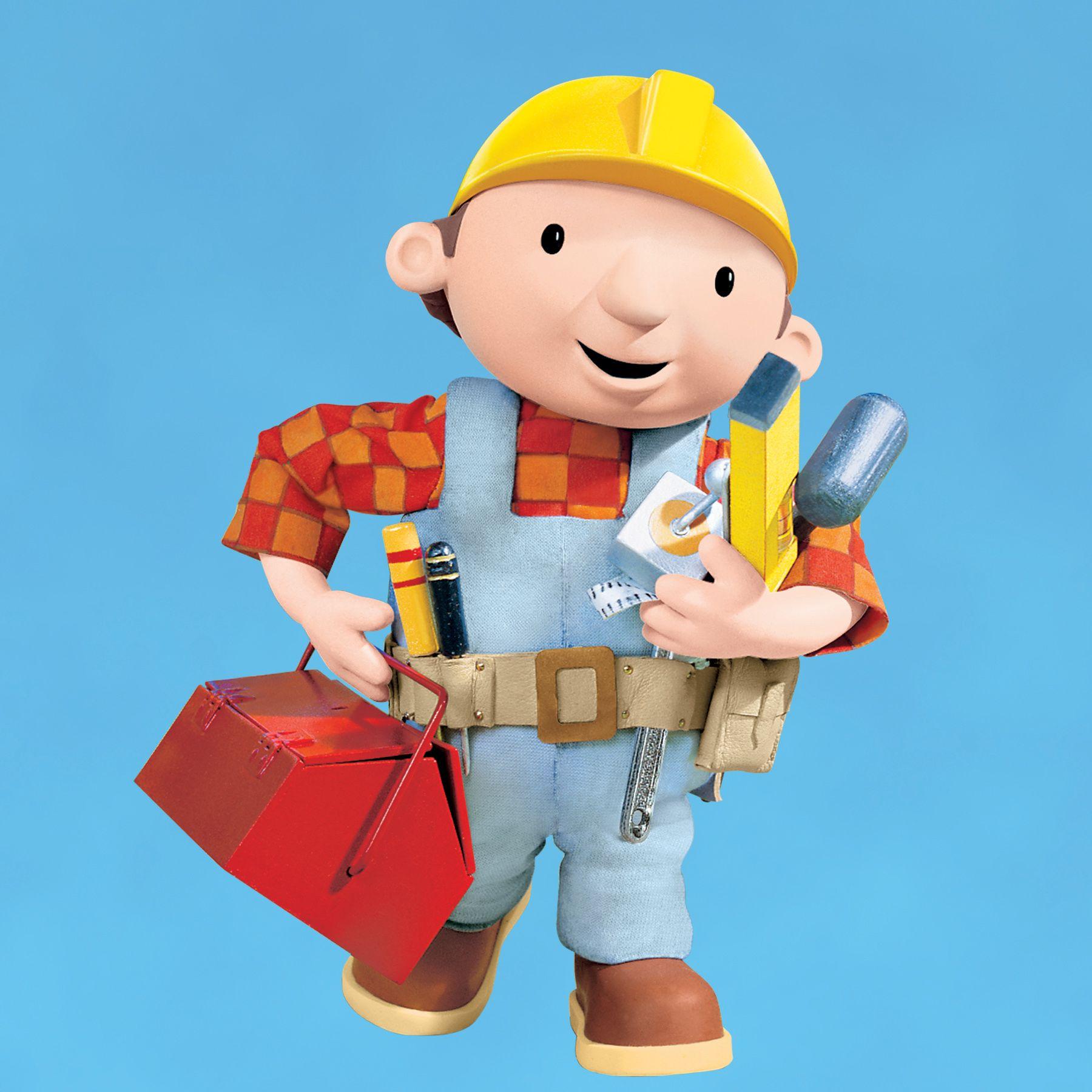 Bob the Builder... can we fix it? #bbc #wfyi | Marido de ...