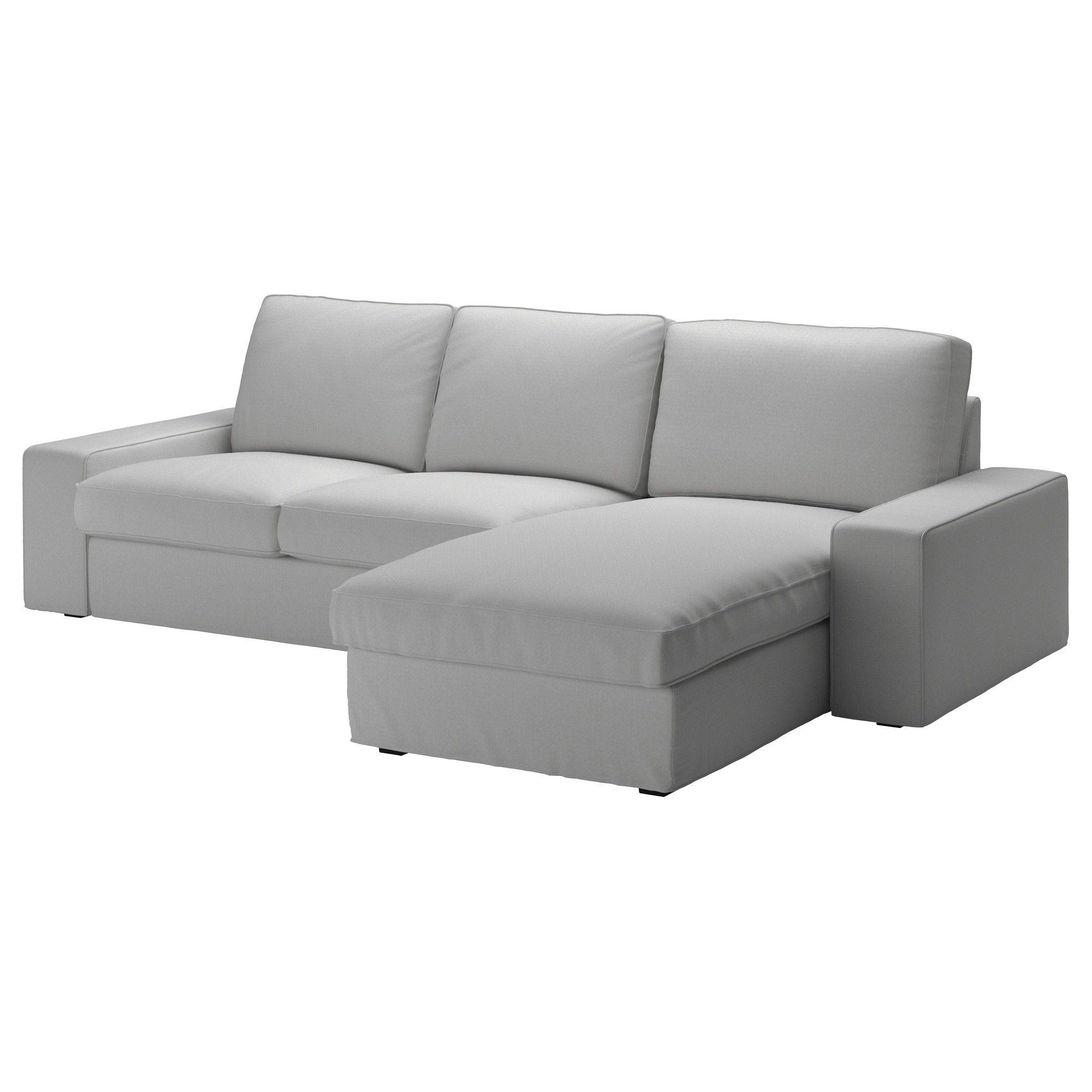 kivik sofa chaise monster high chair orrsta with light gray lights