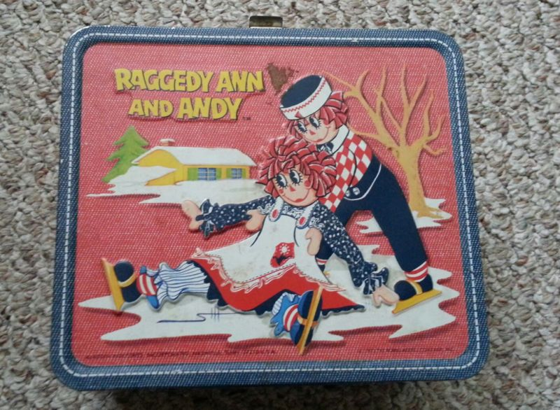 Lunchbox from 1973