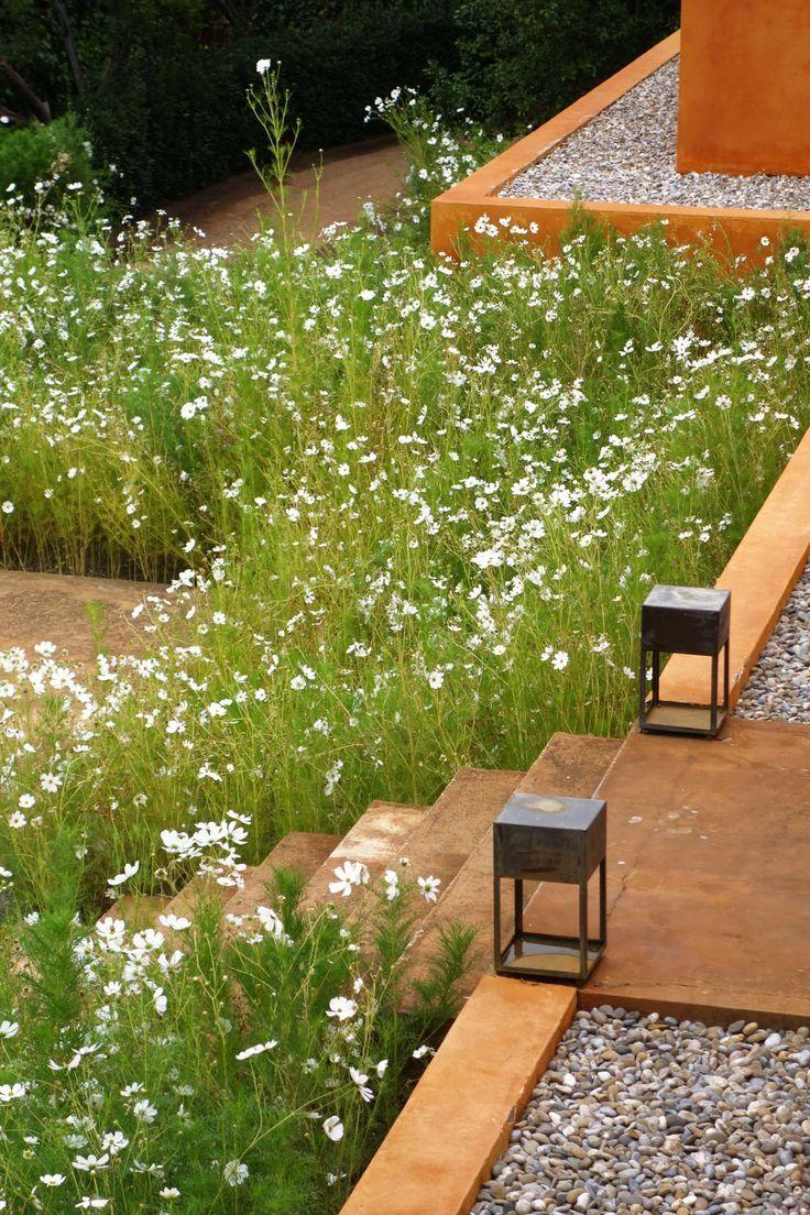 Piante Per Giardini Moderni casa caruncho - temporal cosmic garden - fernando caruncho