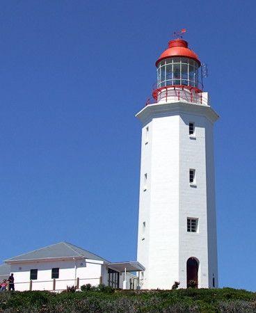 Peligro Point Light