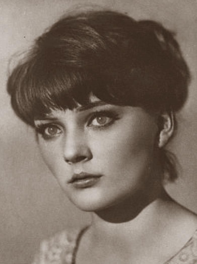 Russian actress Olga Chursina: biography, career and family 86