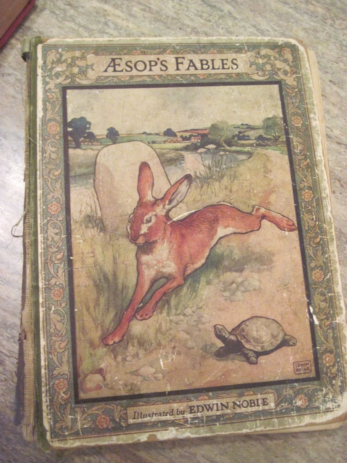 Aesops Fables A Classic Alesson Learned Or A Good Story