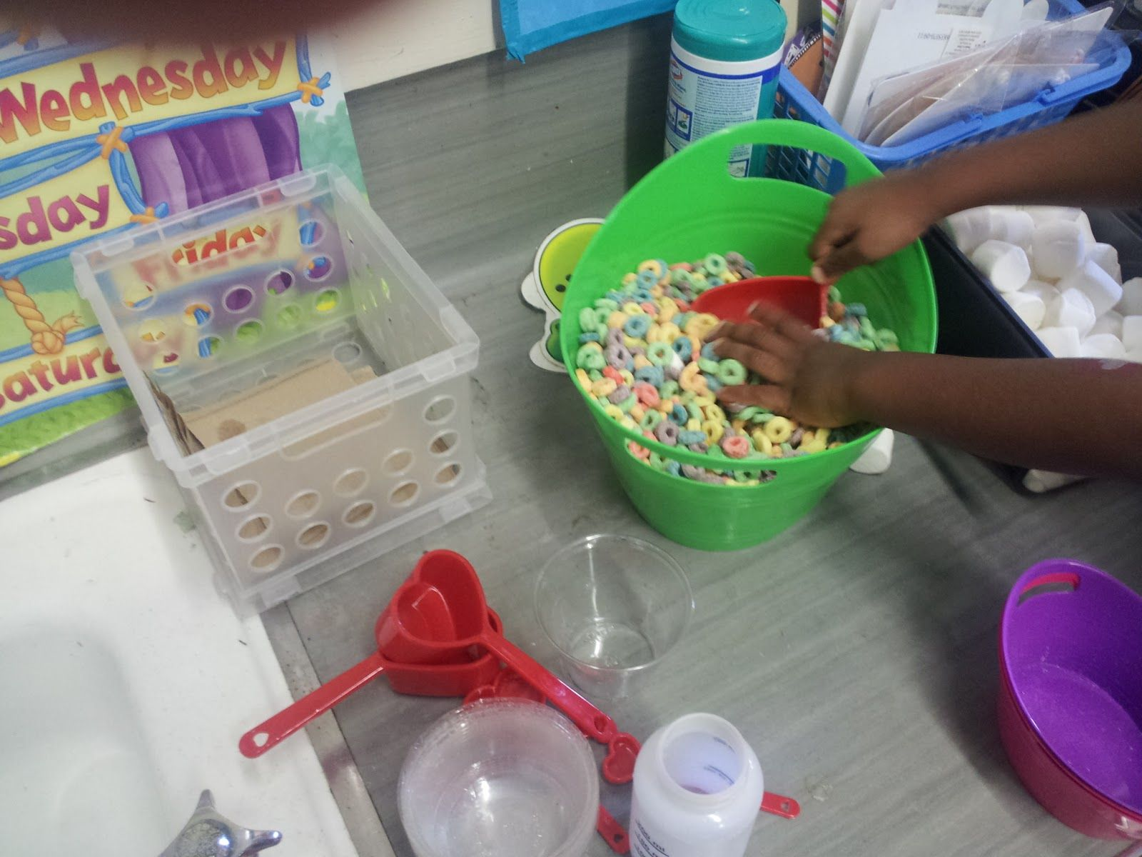 Pocket Full Of Kinders Measuring Capacity Tons Of Ideas