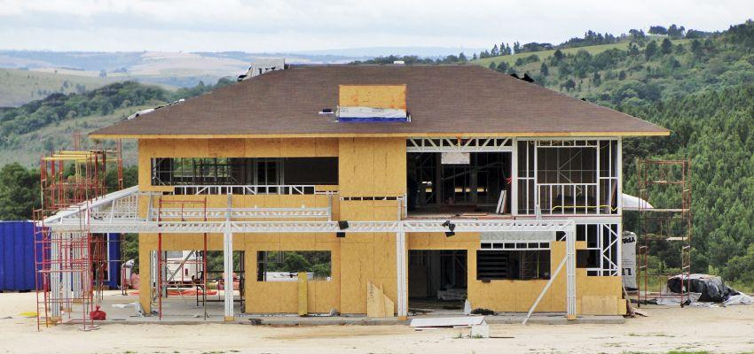 Casas Modulares Construção em Aço House Pinterest Steel frame