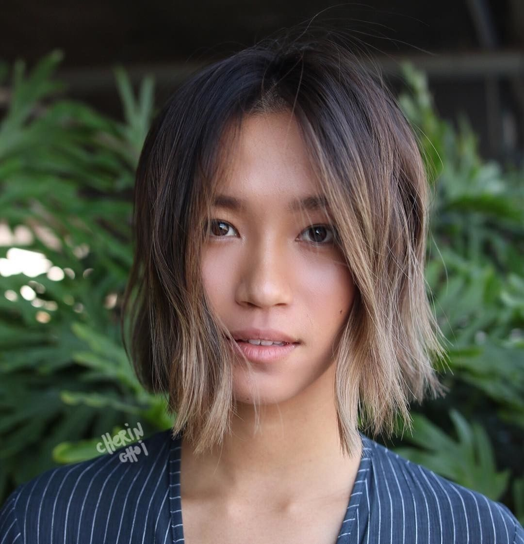 Best Straight Hair Cuts: The Most Popular Pinterest Haircuts for Straight Hair