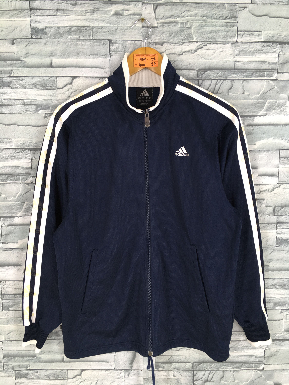 ADIDAS Jacket Mens Small Vintage 90's Adidas Equipment Three